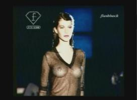 Gisele Bundchen see thru - black - ftv screencap