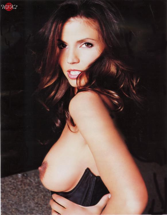 Charisma Carpenter Topless Picture