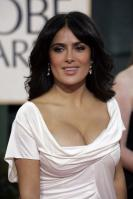Salma Hayek in nice dress