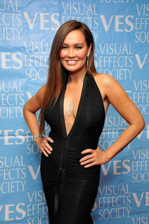 3IJF35PLSV_Cleavy_Tia_Carrere_40_7th_Annual_Visual_Effects_Society_Awards_-_February_21_3_.jpg