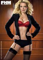 Jeri Ryan in hot lingerie