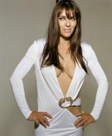 Elizabeth Hurley in amazingly hot dress