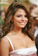 Maria Menounos with hot neckline