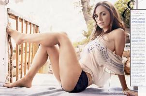 Eliza Dushku in hot lingerie
