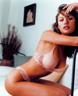 Olga Kurylenko in hot lingerie