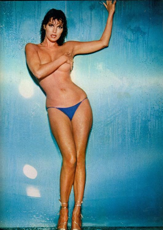 Raquel Welch Topless Picture