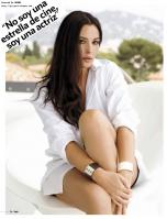 Monica Bellucci in hot shirt