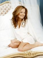 Geri Halliwell only in shirt