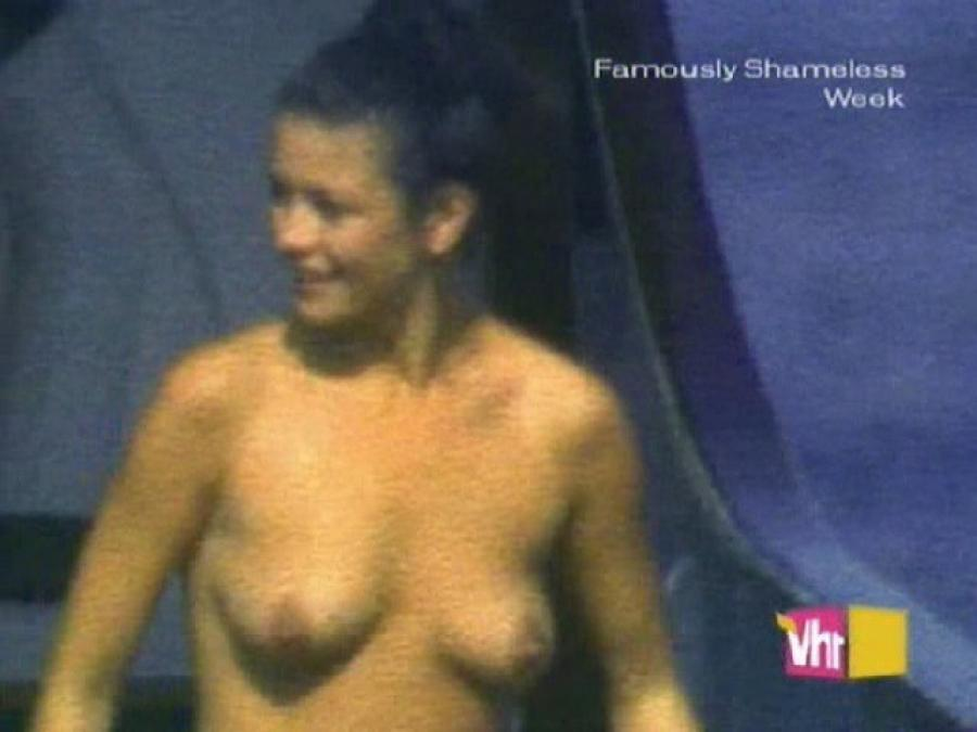 Zeta Jones Topless