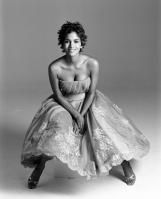 Halle Berry in cute dress