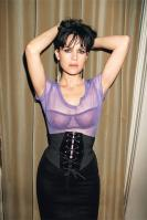 Carla Gugino in hot dress
